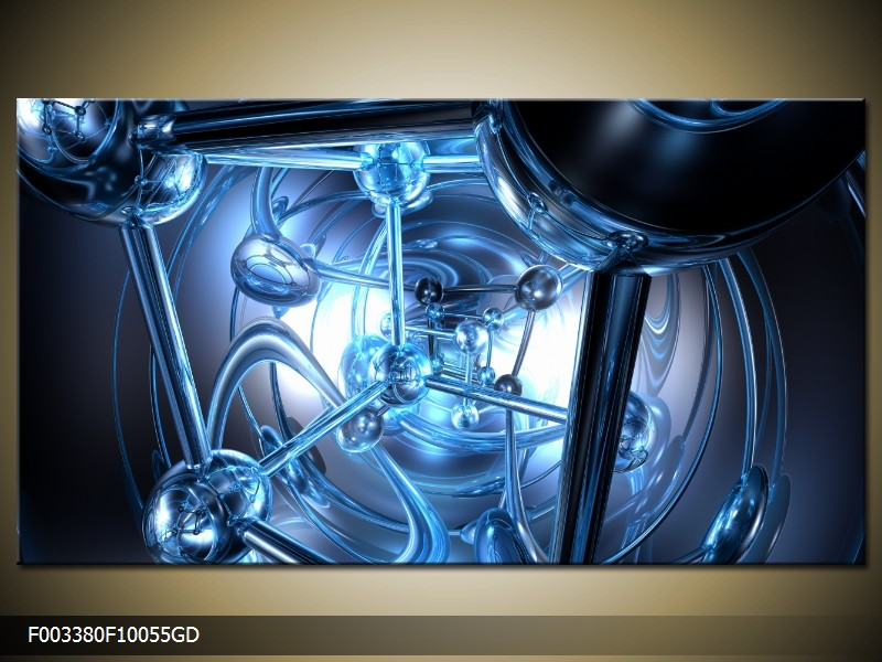 Skleněný obraz 100x55 cm