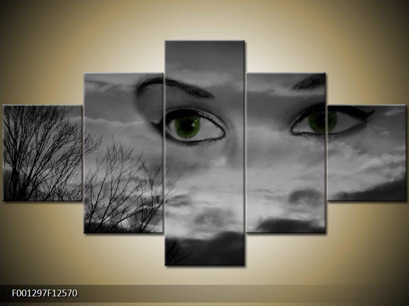 Vícedílné krásné obrazy pětidílné