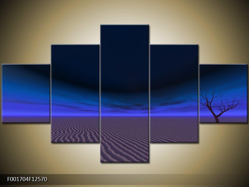 Vícedílný obraz do bytu pětidílný