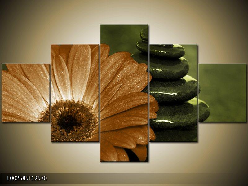 Vícedílné tištěné obrazy pětidílné