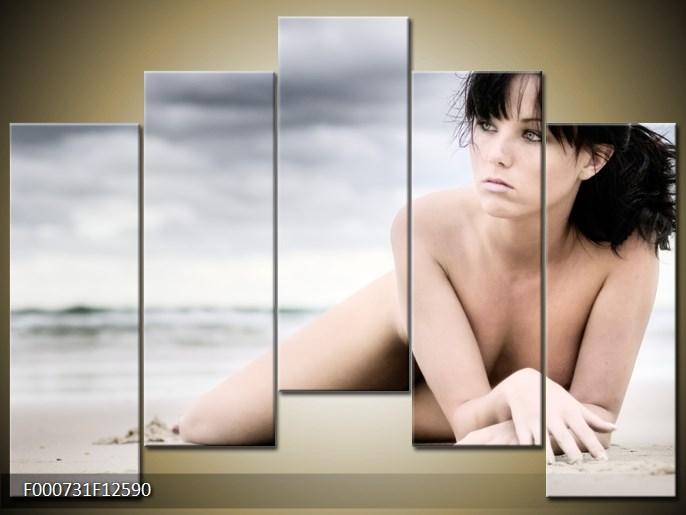 Moderní obrazy - akty