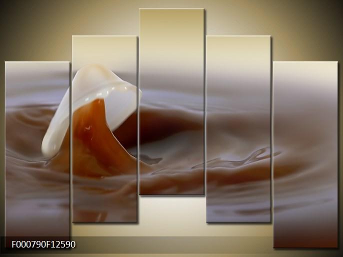 Pětidílný obraz