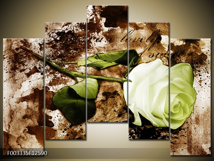 Obrazy květin