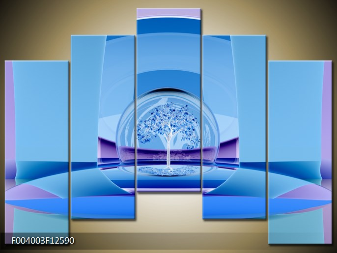 Obrazy - abstrakce