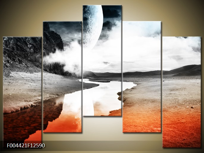Obrazy krajiny