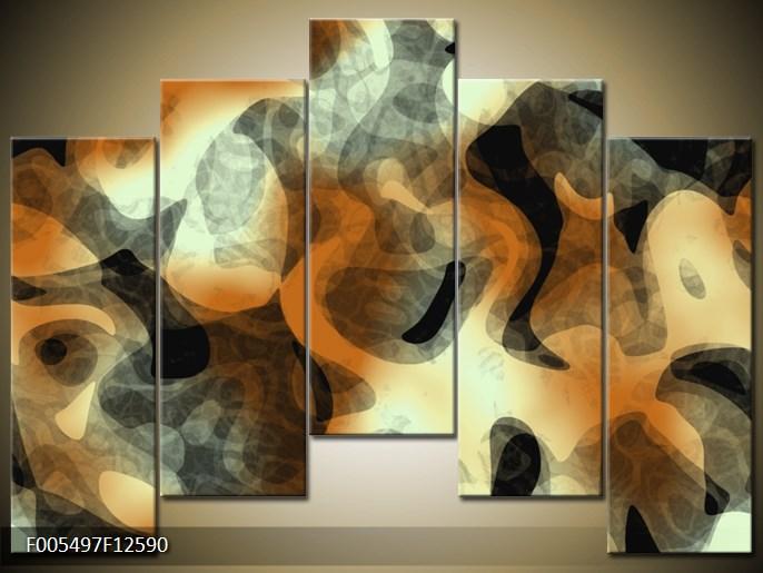 Pětidílné obrazy