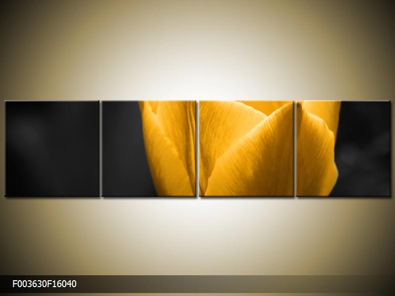 Vícedílný čtyřdílný obraz