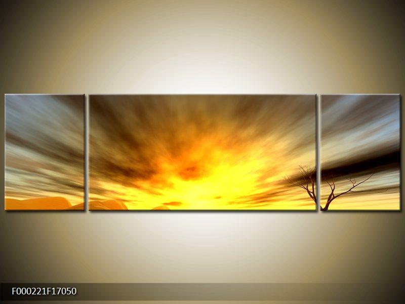 Vícedílné obrazy třídílné 3D