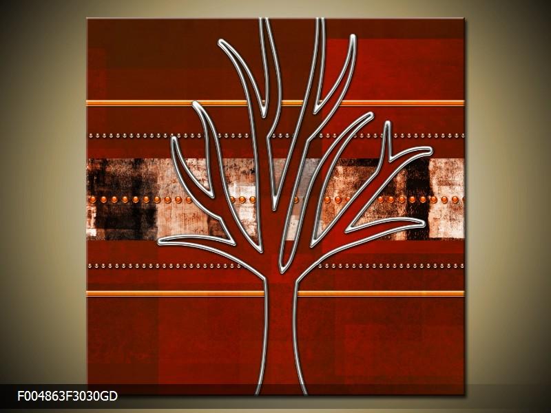 Skleněný obraz 30x30 cm