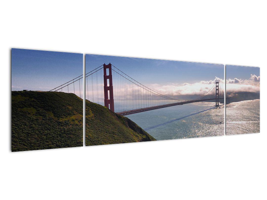 Golden Gate Bridge - moderní obrazy